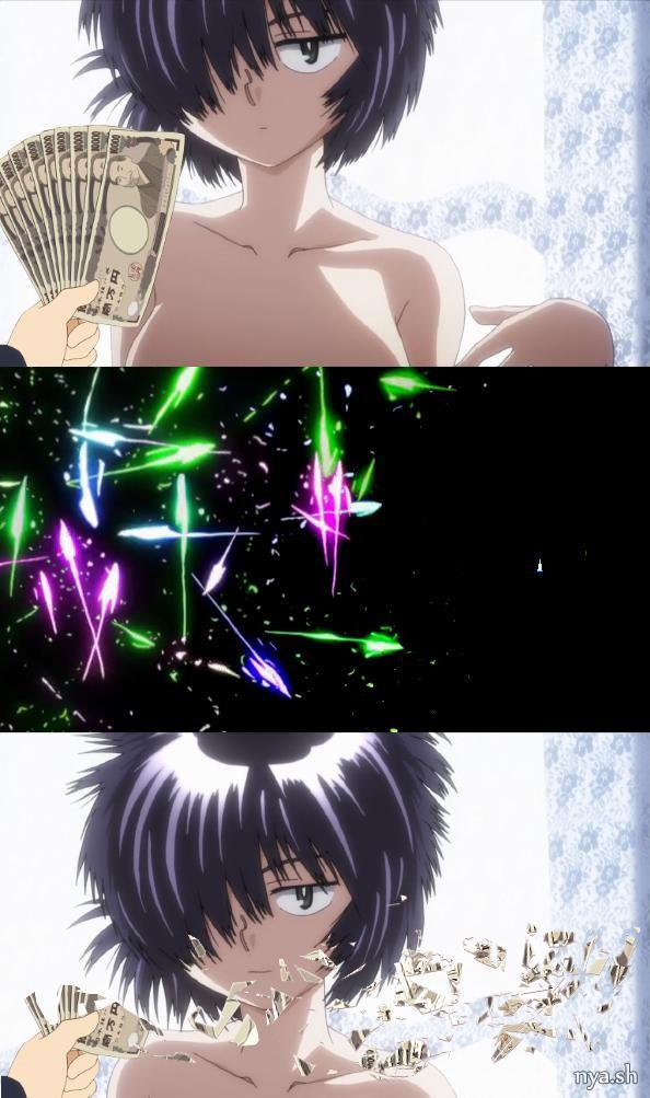 картинки аниме загадочные: